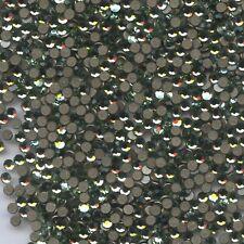 2000 SS5 P *** 50 STRASS SWAROVSKI FOND PLAT 1,85mm PERIDOT F