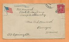 WORLD WAR II MILITARY MAIL FORT RILEY KANSAS
