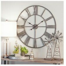 Modern Wall Clocks With Skeleton Movement For Sale In Stock Ebay