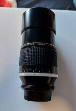 Nikon Nikkor 180mm F2.8 Ed Ai-S Manual Focus Telephoto Prime Lens