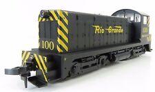 Kato 37-106 us diesellok EMD #100 Denver & Rio Grande, embalaje original, top! (dk271)