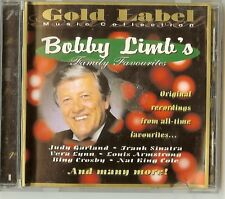 Bobby Limb's Family Favourites       Amcos CD