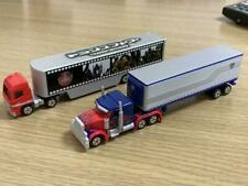 TAKARA TOMY Dream Tomica Transformers Optimus 2Piece Set Limited Out of print