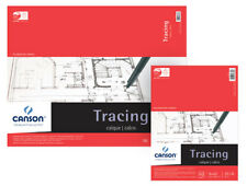 """Canson Foundation Tracing Paper Pad 9x12"""""""