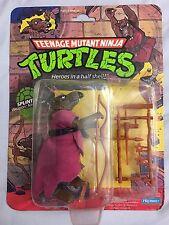 Teenage Mutant Ninja Turtles SPLINTER Action Figure 1988 Vintage Playmates New