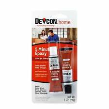 More details for devcon 20545 5 minute epoxy adhesive high strength & rapid curing 28 ml (1 oz)