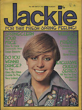 Jackie Magazine 27 March 1976 No.638   The Bay City Rollers   Brian May of Queen