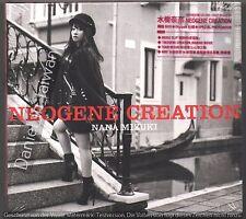 Nana Mizuki: Neogene Creation (2016) CD & DVD & PHOTO CARD SEALED