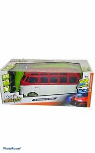 New Maisto Tech RC VW Samba Bus