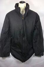 Moncler giacca uomo lunga nera Tg 4, usato