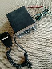 Vintage Regency 23 Channel Cb Radio Model Cr-186 W/ Microphone