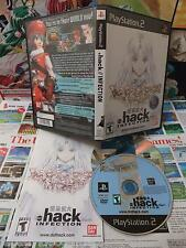 Playstation 2 PS2:Hack Infection [TOP RPG & 1ERE EDITION] COMPLET - US