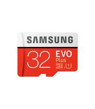 Samsung EVO Plus 32GB Class 10 MicroSDHC Tarjeta de Memoria con Adaptor SD - MB-MC32GA/EU