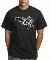 TAEKWONDO KARATE MARTIAL ARTS KICKING OR BRAKING T SHIRT