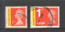GREAT BRITAIN 2015 MACHIN ROYAL MAIL SIGNED FOR (M15L) 1ST CLASS & LARGE USED