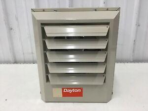 DAYTON - 2YU64 Electric Wall & Ceiling Unit Heater