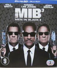 MEN IN BLACK 3 - 3D  - BLU-RAY 3D + 2D (2 DISC COMBIPACK)