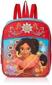 "Disney Princess Elena of Avalor Girls 10"" Mini Backpack Princess"
