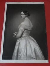 Original-Stahlstiche (1800-1899) mit Porträt- & Persönlichkeiten-Motiv