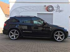Alu Oxigin 21 Oxflow Silver BMW X5 X6 E53 E70 E71 11x23 Concave Silver Brush