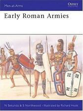 Early Roman Armies Vol. 283 by Nicholas V. Sekunda and S. Northwood (1995,...