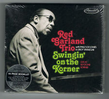 RED GARLAND TRIO - SWINGIN' ON THE KORNER - 2 CD SET - 16 TRACKS - NEUF NEW NEU
