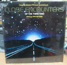 Close Encounters Of The Third Kind Soundtrack Record Arista 1977 Still Sealed