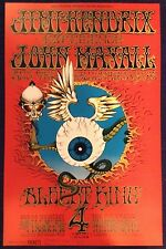 JIMI HENDRIX FLYING EYE POSTER - 4TH PRESSING LIMITED TO 1,000 - MINT CONDITION