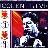 COHEN Leonard - Live in concert - CD Album