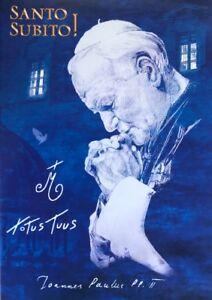 Santo Subito!: Totus Tuus - Pope John Paul II - DVD Music NEW