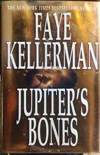 Jupiter's Bones by Faye Kellerman    HCDJ  *Signed*  1st/1st