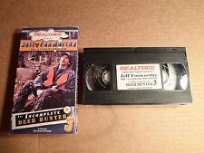 Tested! The Incomplete Deer Hunter Vol 3 VHS Jeff Foxworthy Realtree Bill Jordan