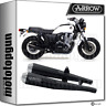ARROW EXHAUST HOMOLOGATED PRO-RACING NICHROM BLACK HONDA CB 1100 EX 2014 14