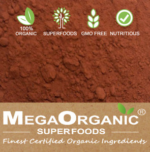 ORGANIC RAW CACAO (CERTIFIED ORGANIC USDA) 450g - 2kg  /  PREMIUM PRODUCT