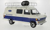 Ford Transit MK1 Ford Motorsport MKI Premium ClassiXXs PCL30061 neu in Box 1:18