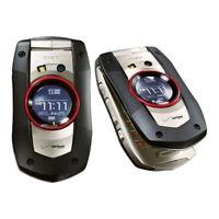 UTStarcomm C711S Replica Dummy Phone / Toy Phone (Black/Silver) (Bulk Packaging)