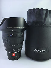 Zeiss Vario-Sonnar T 17-35mm f2.8 for Contax N / Sony E bundle adapter & filters