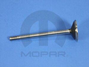 OEM Mopar Engine Exhaust Valve  4781029AB Chrysler Dodge Jeep 3.3 3.8  2001-2011