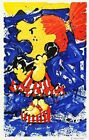 Tom Everhart-1-800 My Hair Is Pulled Too Tight-LE Hand Pulled Lithograph/Signed