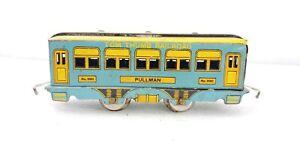 Rare Hoge Trains Prewar Tom Thumb Railroad #990 Pullman Passenger Car O Scale