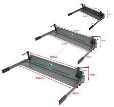 SwitZer Manual Sheet Metal Folding Bending Machine Hand Brake Folder Bender Tool