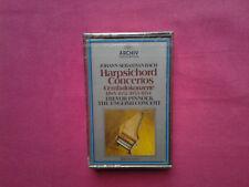 K7 Cassette / Trevor Pinnock, - Harpsichord / S