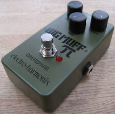 Electro Harmonix EHX Green Russian Big Muff Distortion/Sustainer effects pedal