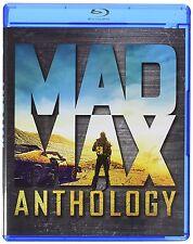 MAD MAX ANTOLOGIA COMPLETA BLU RAY COLECCION 4 PELICULAS NUEVO ( SIN ABRIR ) //