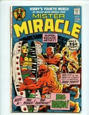 Mister Miracle #4 (1971) Jack Kirby 1st Appearance Big Barda GD