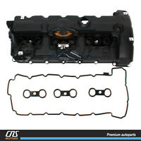ENGINE VALVE COVER W/ GASKET for 2006-2013 BMW 128 323 328 528 X3 X5 11127552281