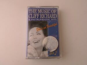 The Music of Cliff Richard - 16 Instrumental Hits - NEW & SEALED