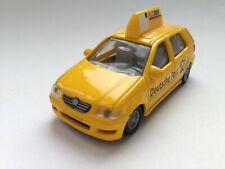 Siku 1037 VW Polo Deutsche Post in gelb