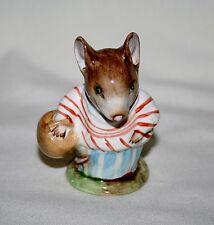 """Beswick """"Mrs. Tittlemouse"""" Beatrix Potters Figurine"""