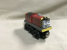 Thomas and Friends Tank Engine Wooden Railway Train Gold Dust Salty 2003